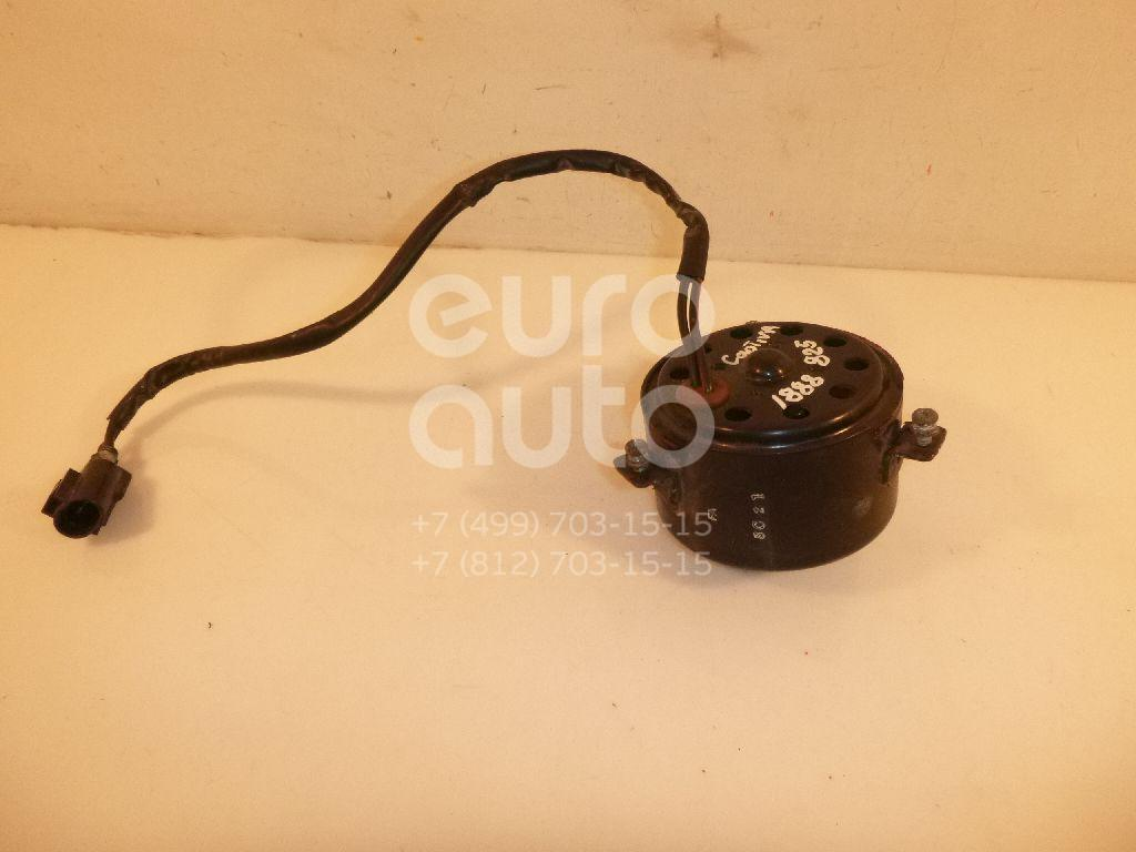 Моторчик вентилятора для Chevrolet Captiva (C100) 2006-2010 - Фото №1
