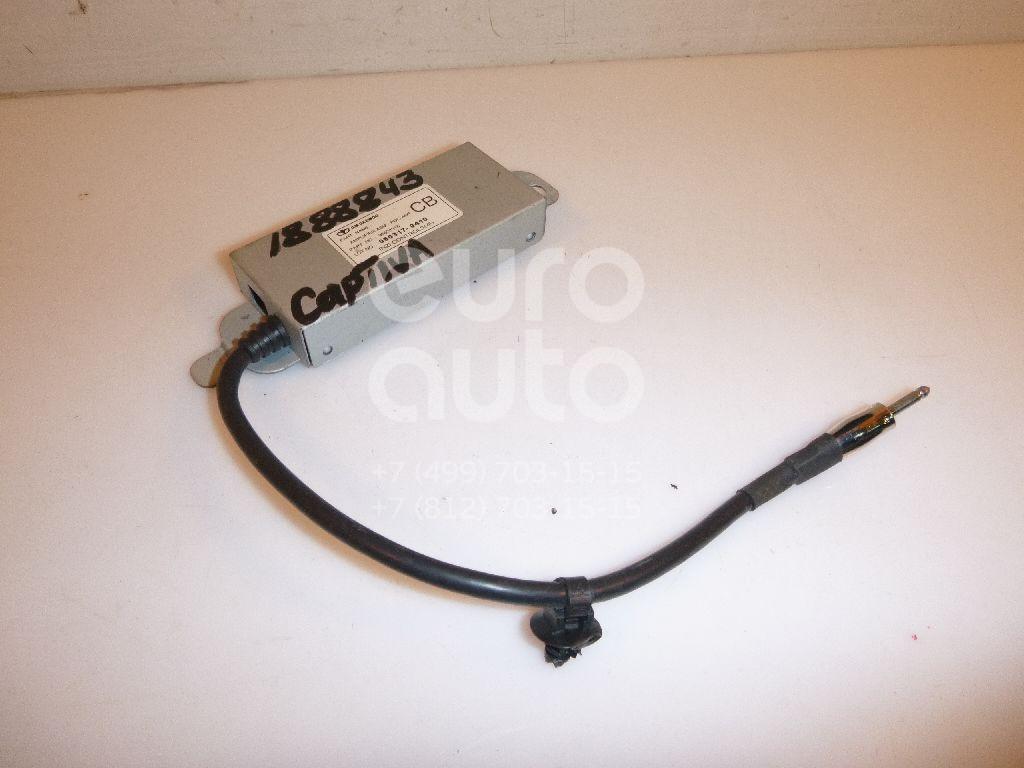 Блок электронный для Chevrolet Captiva (C100) 2006-2010 - Фото №1
