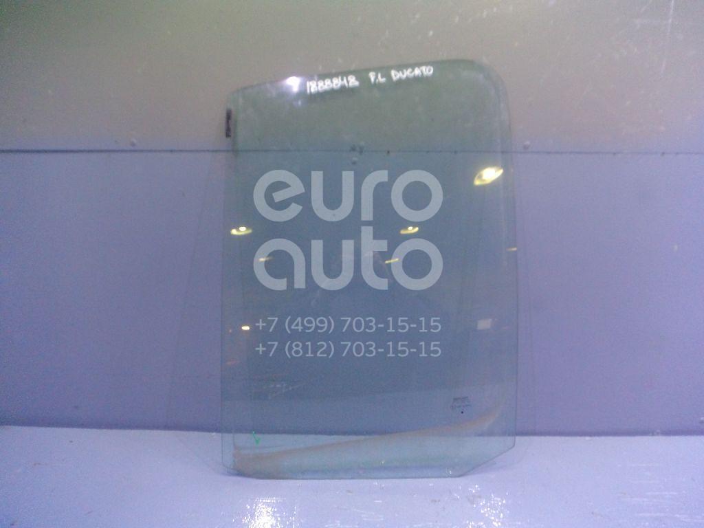 Стекло двери передней левой для Fiat Ducato 244 (+ЕЛАБУГА) 2002-2006 - Фото №1