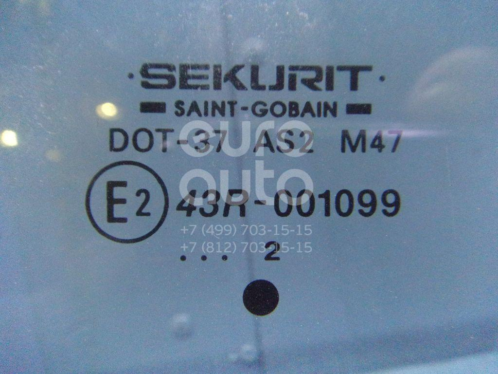 Стекло двери передней правой для Fiat Ducato 244 (+ЕЛАБУГА) 2002-2006 - Фото №1