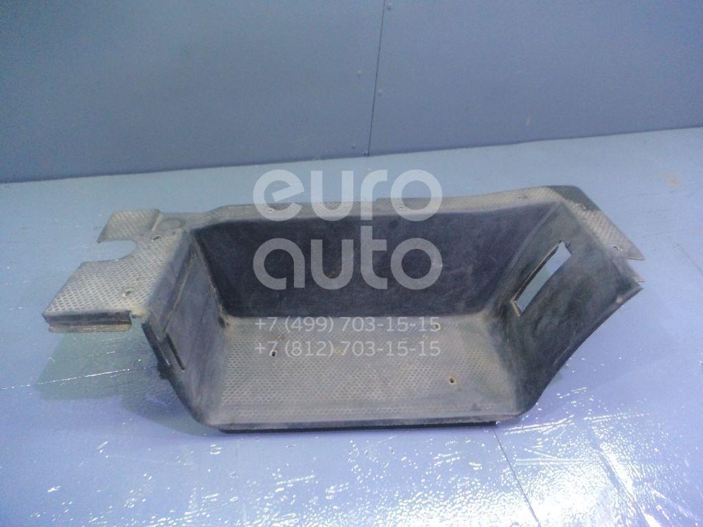 Накладка ступеньки для Fiat Ducato 244 (+ЕЛАБУГА) 2002-2006 - Фото №1