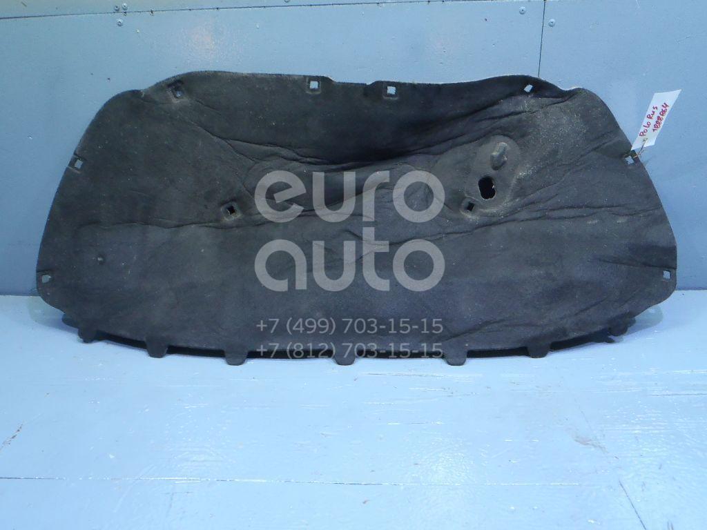 Шумоизоляция капота для VW,Skoda Polo (Sed RUS) 2011>;Rapid 2013> - Фото №1
