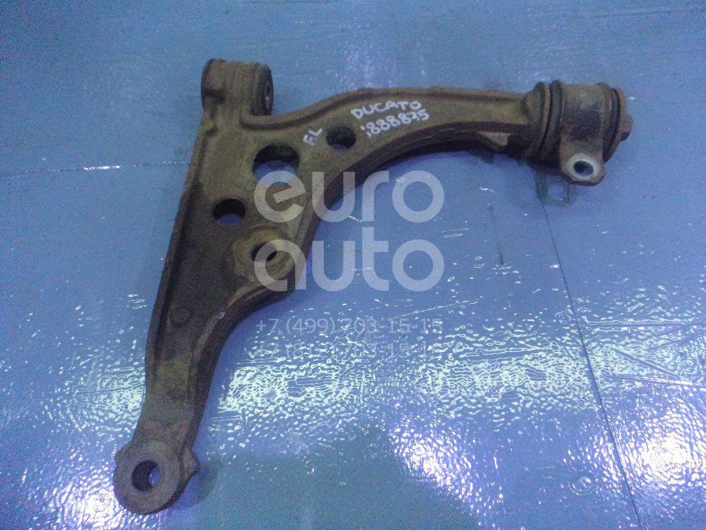 Рычаг передний левый для Fiat,Peugeot,Citroen Ducato 244 (+ЕЛАБУГА) 2002-2006;Boxer 244 2002-2005;Jumper 244 2002-2006 - Фото №1
