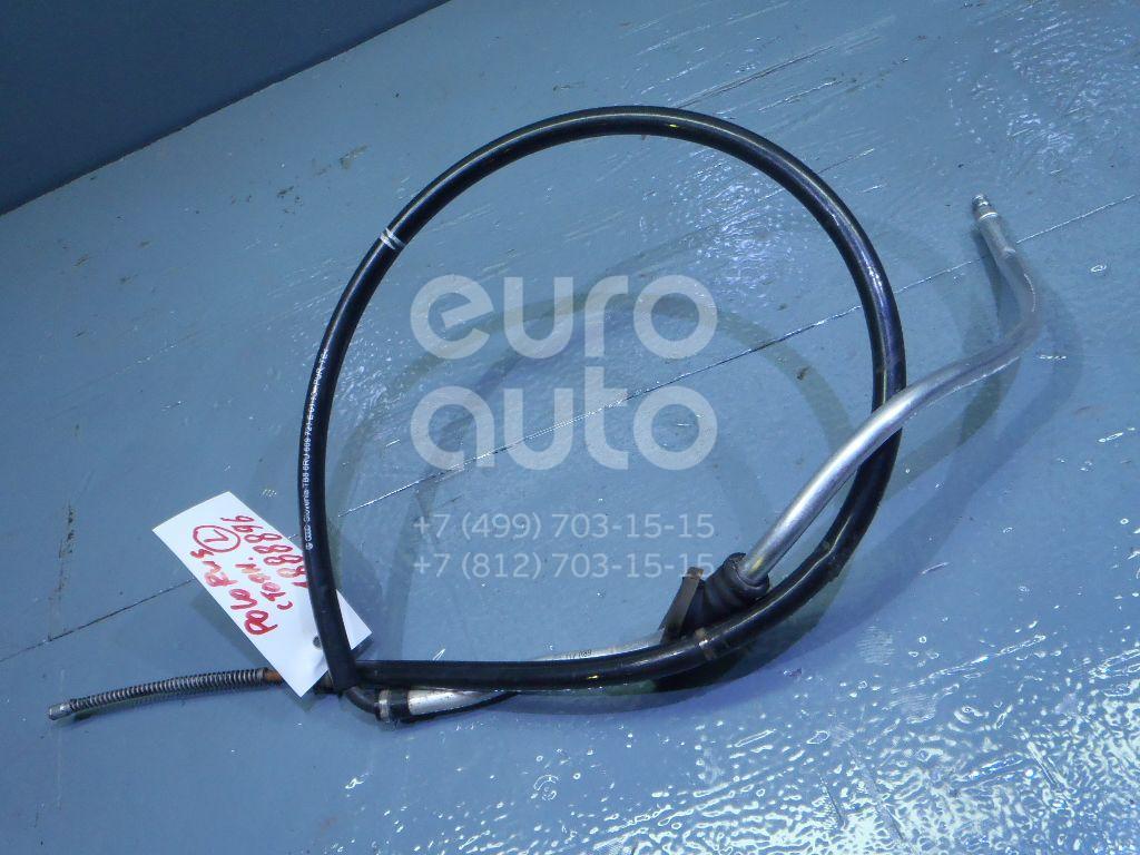 Трос стояночного тормоза для VW Polo (Sed RUS) 2011> - Фото №1
