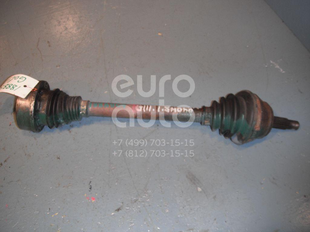 Полуось передняя левая для VW Golf III/Vento 1991-1997 - Фото №1