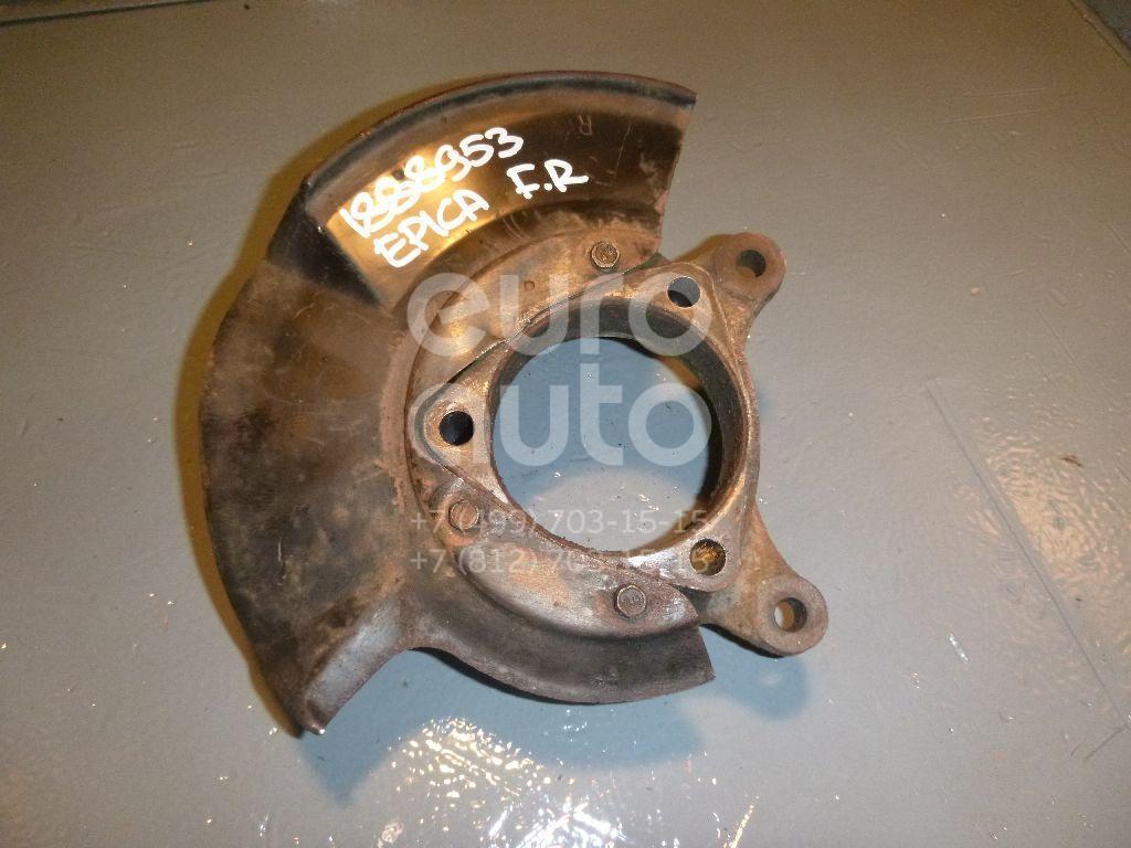 Кулак поворотный передний правый для Chevrolet Epica 2006-2012 - Фото №1