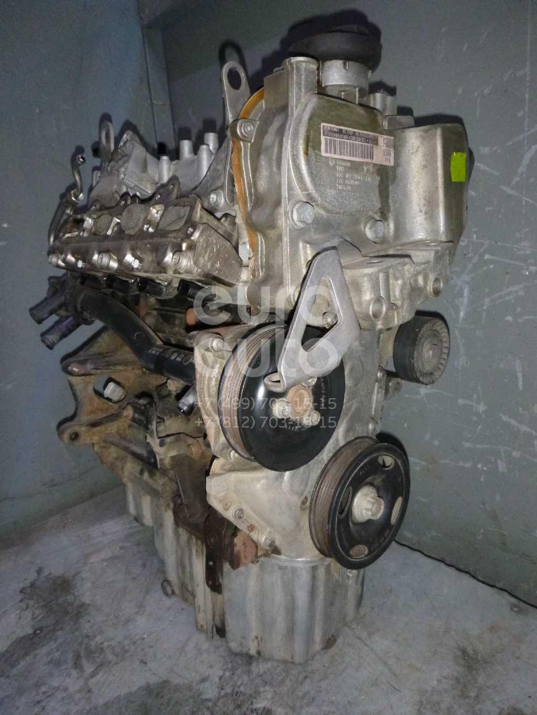 Двигатель для VW,Skoda,Seat Jetta 2011>;Golf V Plus 2005-2014;Jetta 2006-2011;Octavia (A5 1Z-) 2004-2013;Leon (1P1) 2005-2013;Altea 2004-2015;Superb 2008-2015;Golf VI 2009-2012;Scirocco 2008>;Yeti 2009>;Passat [B7] 2011-2015 - Фото №1