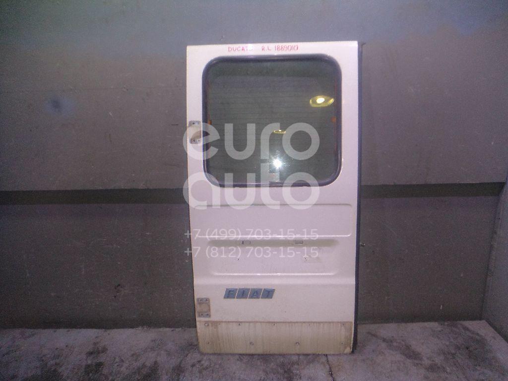 Дверь задняя левая для Fiat Ducato 244 (+ЕЛАБУГА) 2002-2006 - Фото №1