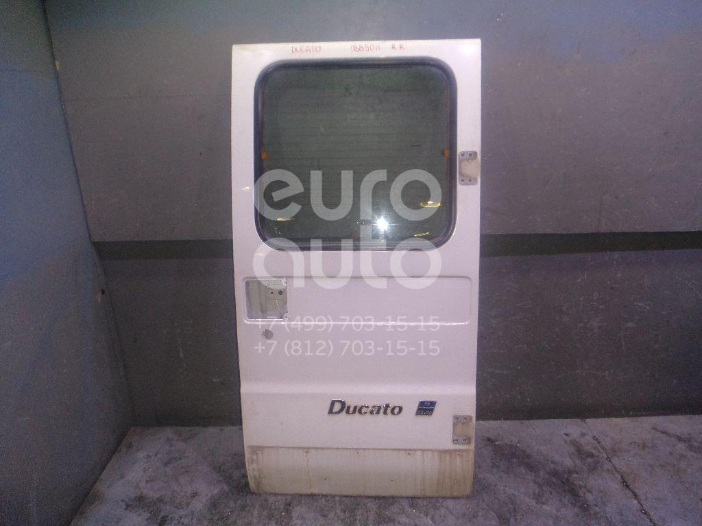 Дверь задняя правая для Fiat Ducato 244 (+ЕЛАБУГА) 2002-2006 - Фото №1