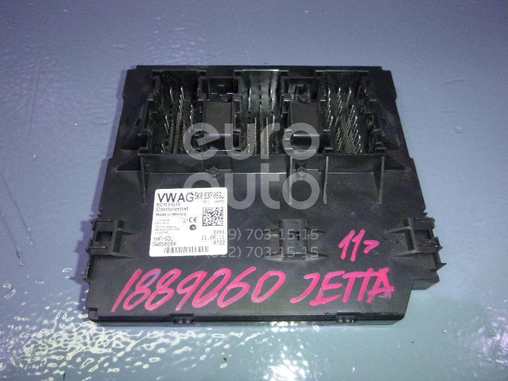 Блок электронный для VW Jetta 2011> - Фото №1