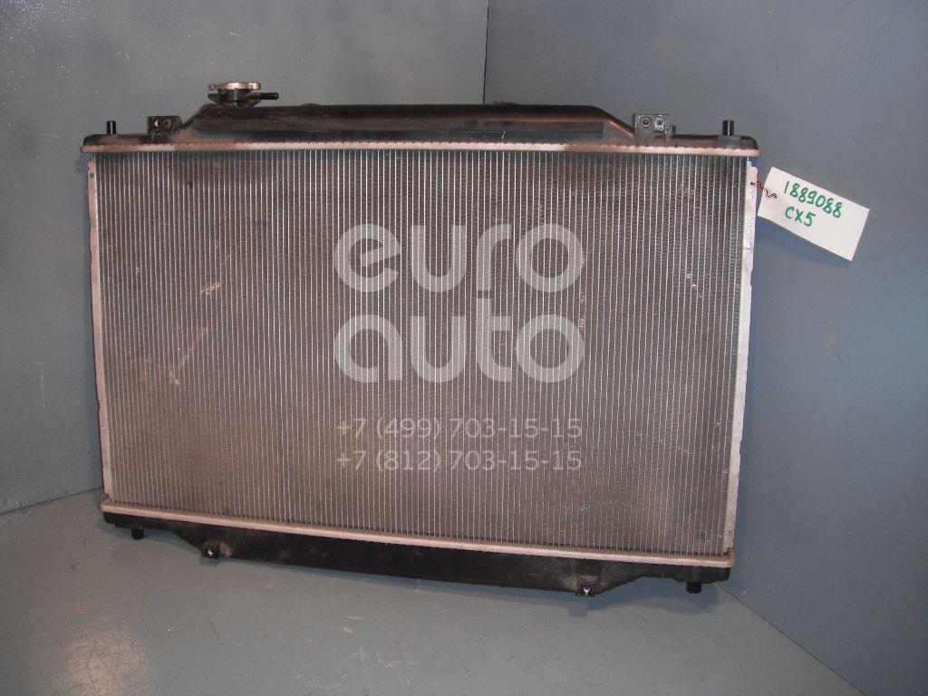 Радиатор основной для Mazda CX 5 2012> - Фото №1