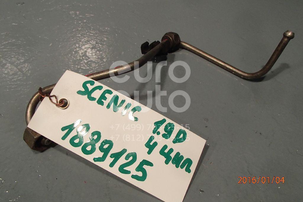 Трубка ТНВД для Renault Scenic 1996-1999 - Фото №1