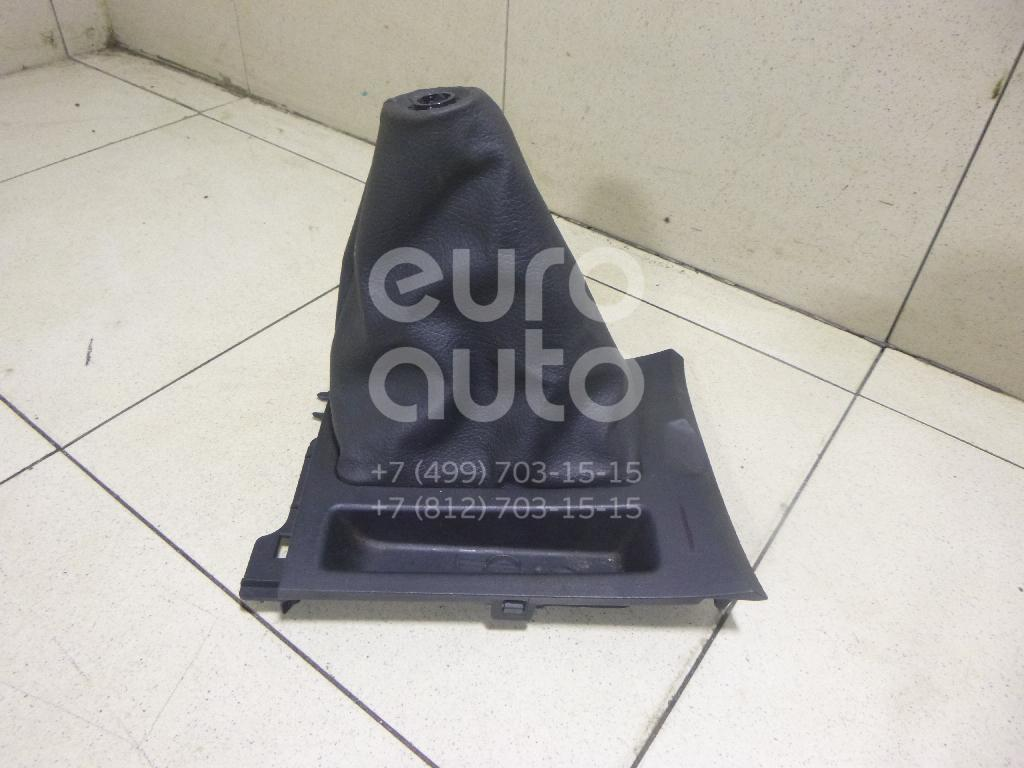Чехол кулисы для Mazda Mazda 3 (BK) 2002-2009 - Фото №1