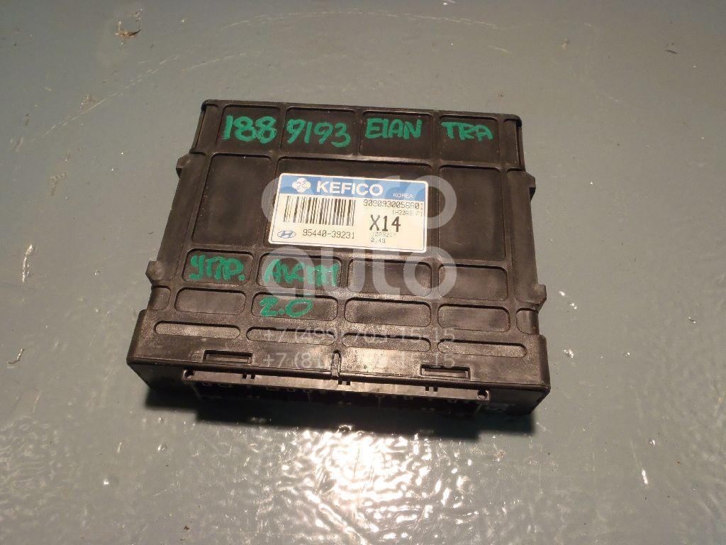 Блок управления АКПП для Hyundai Elantra 2000-2006 - Фото №1
