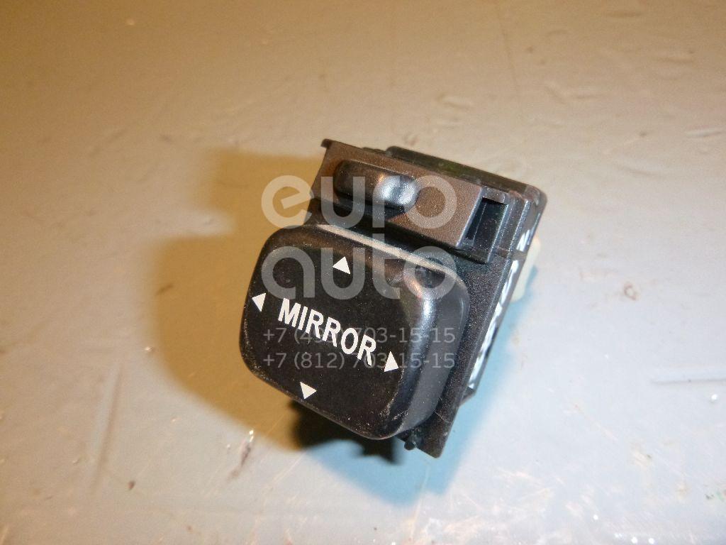 Переключатель регулировки зеркала для Toyota Corolla E11 1997-2001;Echo 1999-2005;Yaris 1999-2005;Yaris Verso 1999-2005 - Фото №1