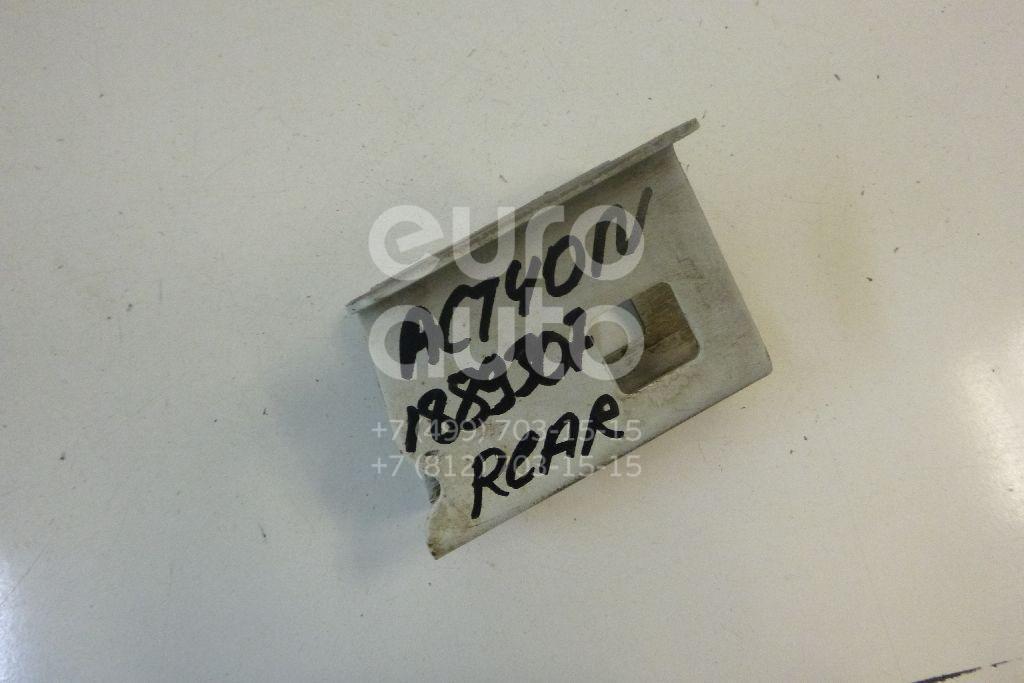 Кронштейн усилителя заднего бампера для Ssang Yong Actyon Sport 2012>;Actyon Sport 2006-2012 - Фото №1