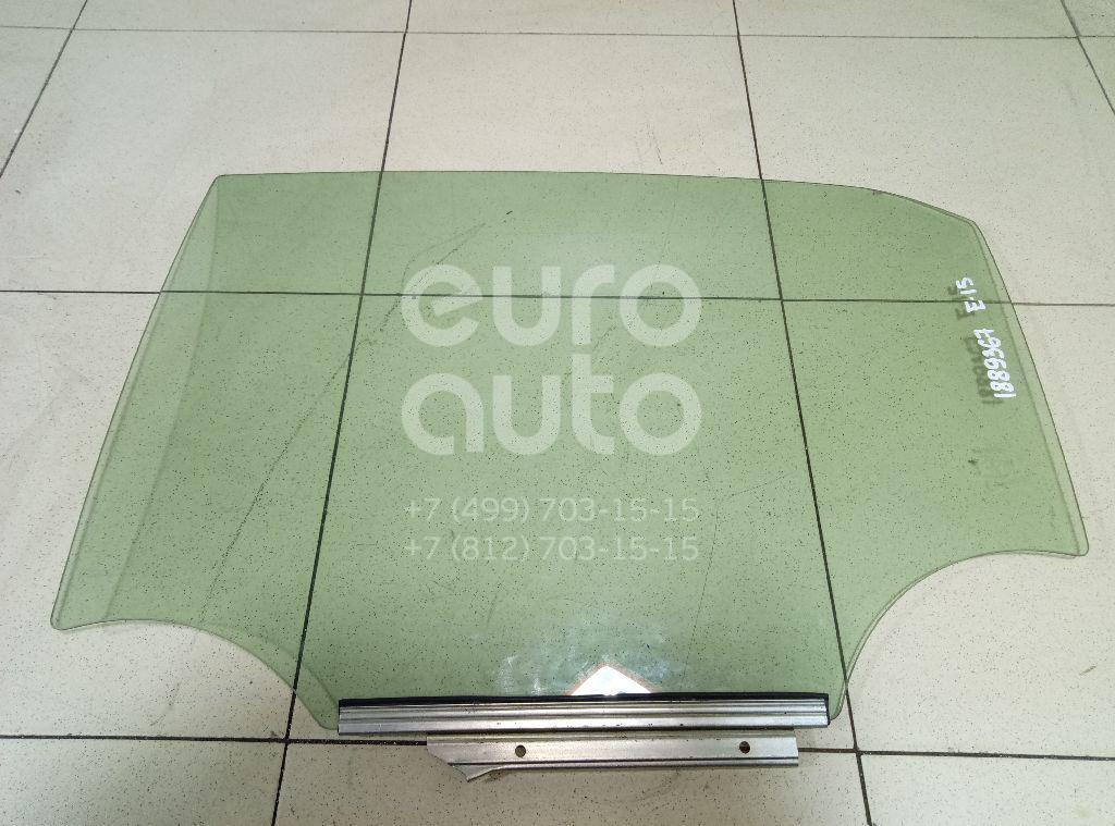 Стекло двери задней левой для Toyota Corolla E15 2006-2013 - Фото №1
