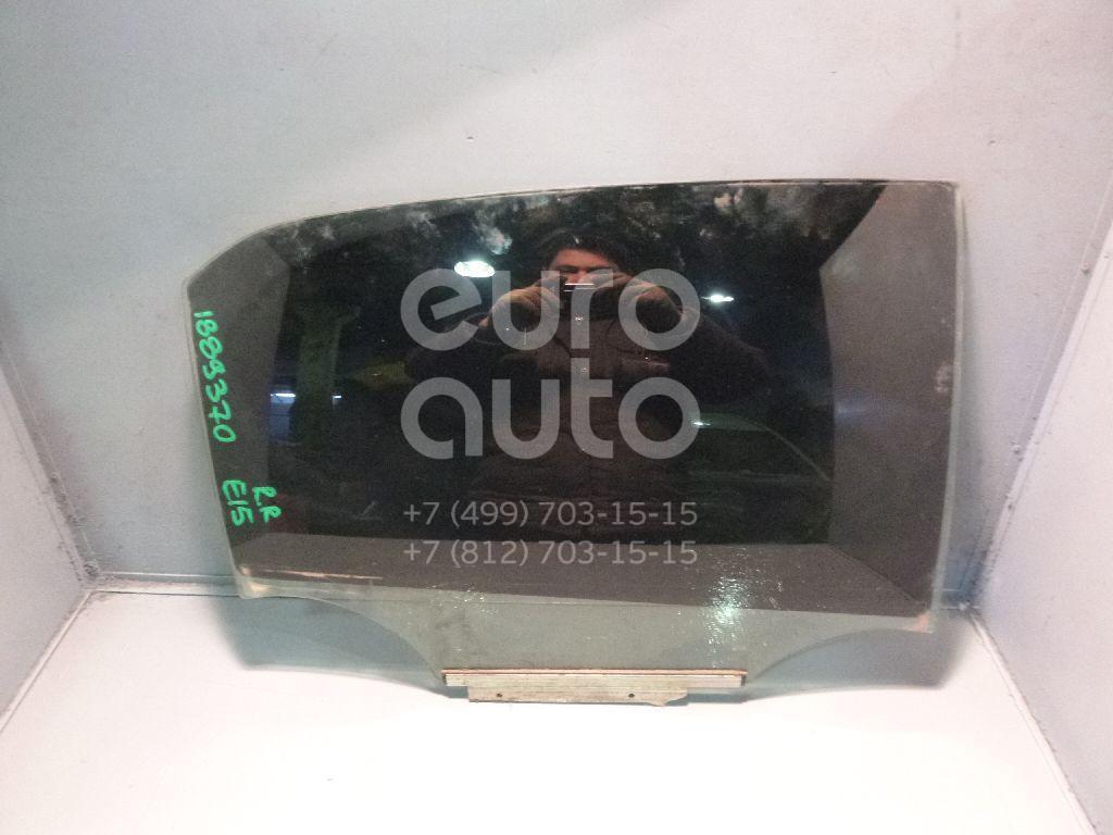 Стекло двери задней правой для Toyota Corolla E15 2006-2013 - Фото №1