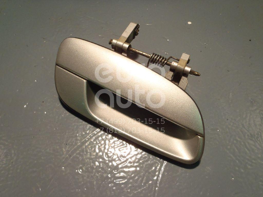 Ручка двери задней наружная правая для Hyundai Elantra 2000-2005 - Фото №1