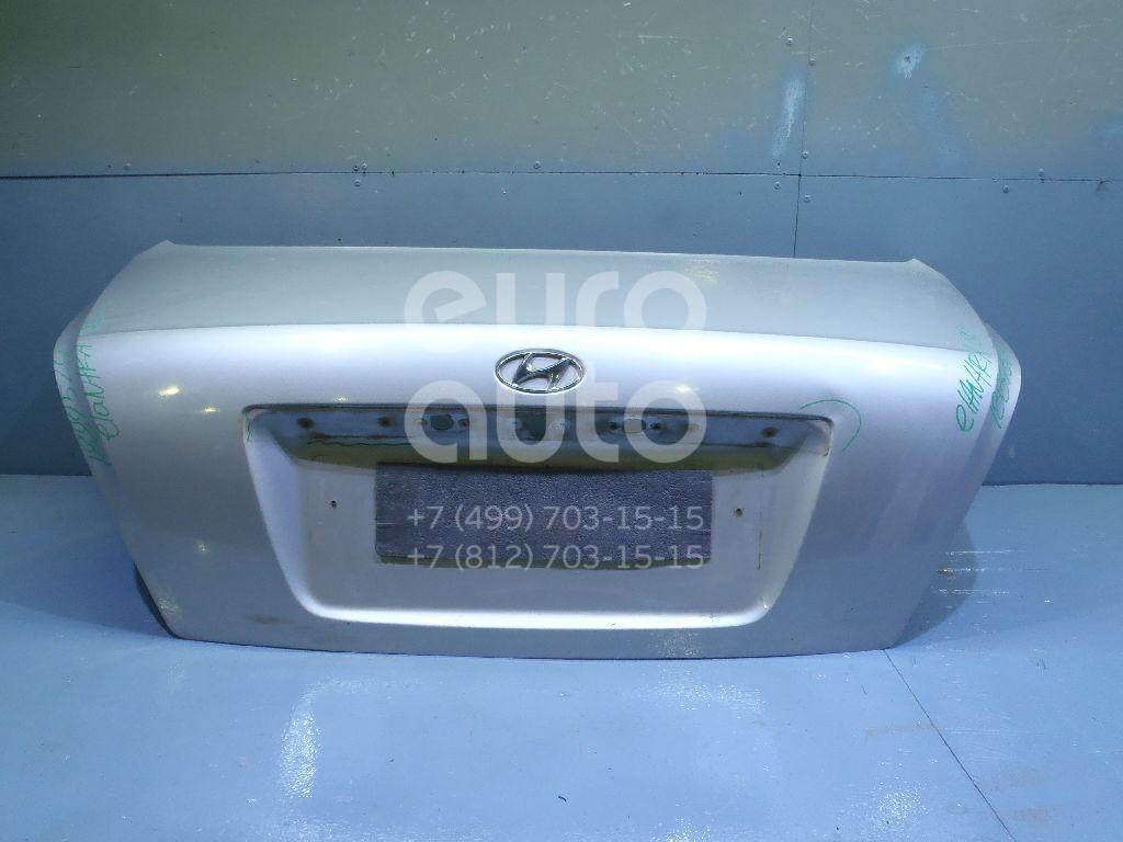 Крышка багажника для Hyundai Elantra 2000-2005 - Фото №1