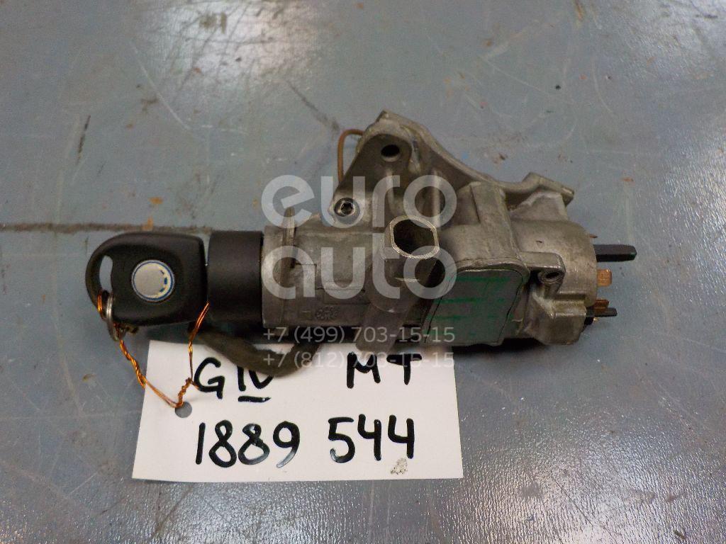 Замок зажигания для VW,Audi,Skoda,Seat Golf IV/Bora 1997-2005;A3 (8L1) 1996-2003;A4 [B5] 1994-2001;A8 [4D] 1994-1998;TT(8N) 1998-2006;Octavia (A4 1U-) 2000-2011;Leon (1M1) 1999-2006;Toledo II 1999-2006;Octavia 1997-2000 - Фото №1