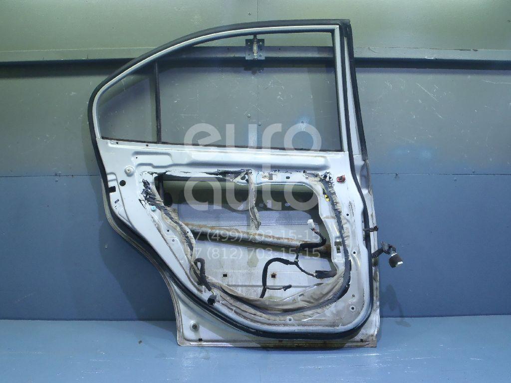 Дверь задняя левая для Hyundai Elantra 2000-2006 - Фото №1