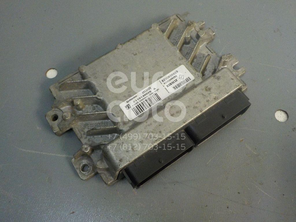 Блок управления двигателем для Renault Sandero 2009-2014;Logan 2005-2014 - Фото №1