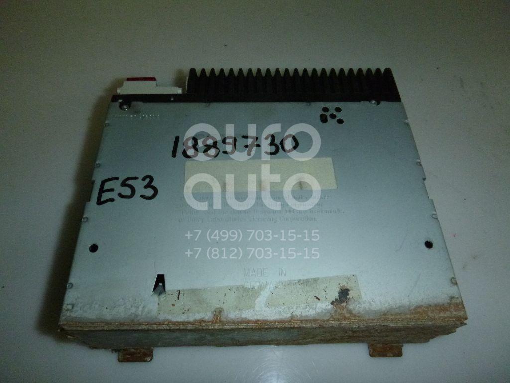 Усилитель акустической системы для BMW X5 E53 2000-2007;7-серия E38 1994-2001 - Фото №1