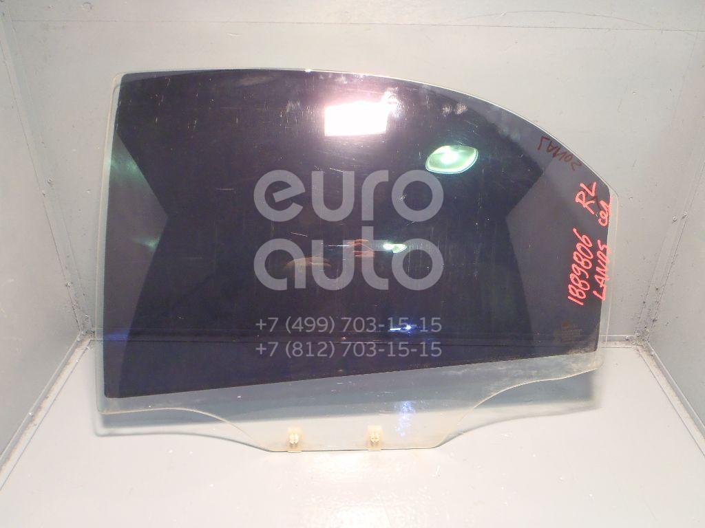 Стекло двери задней левой для Chevrolet,Daewoo Lanos 2004-2010;Lanos 1997-2009 - Фото №1