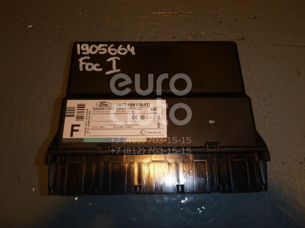 Купить Блок управления центральным замком Ford Focus I 1998-2005; (1S7T15K600FD)