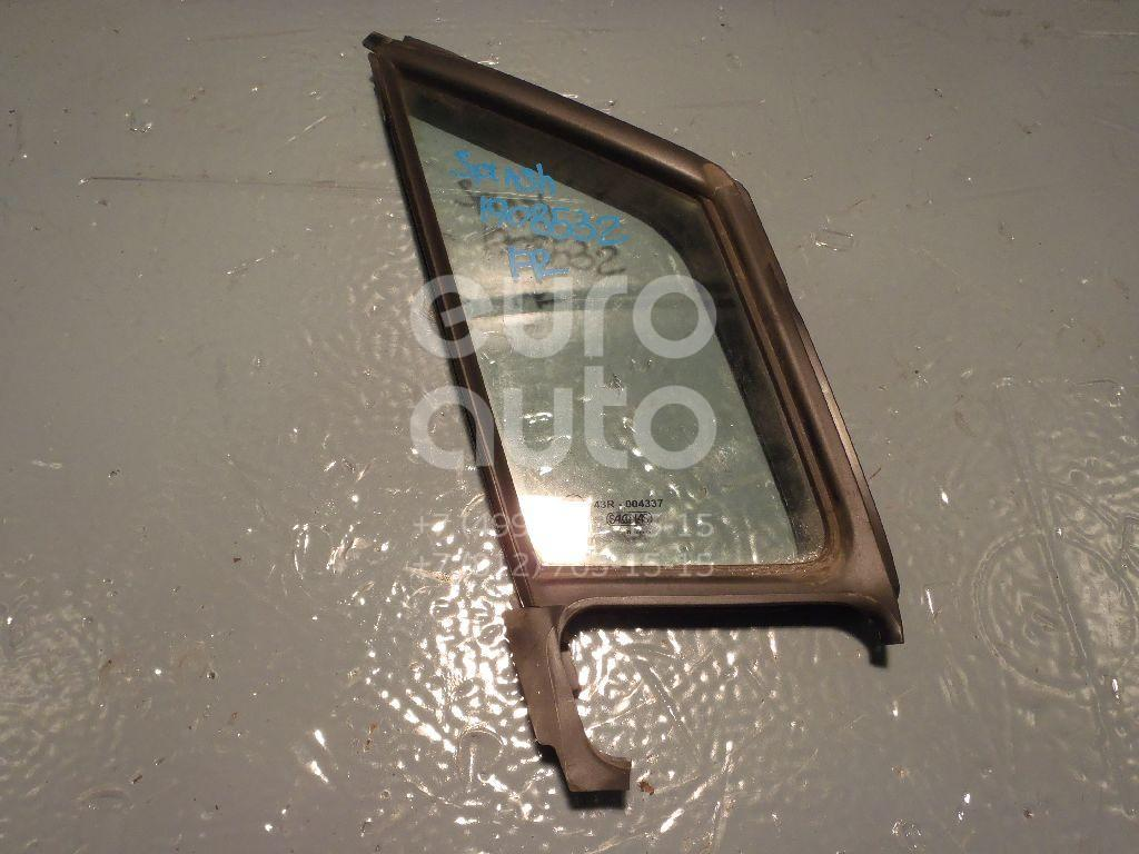 Стекло двери передней правой (форточка) Suzuki Splash 2008-2015; (8452151K00)  - купить со скидкой