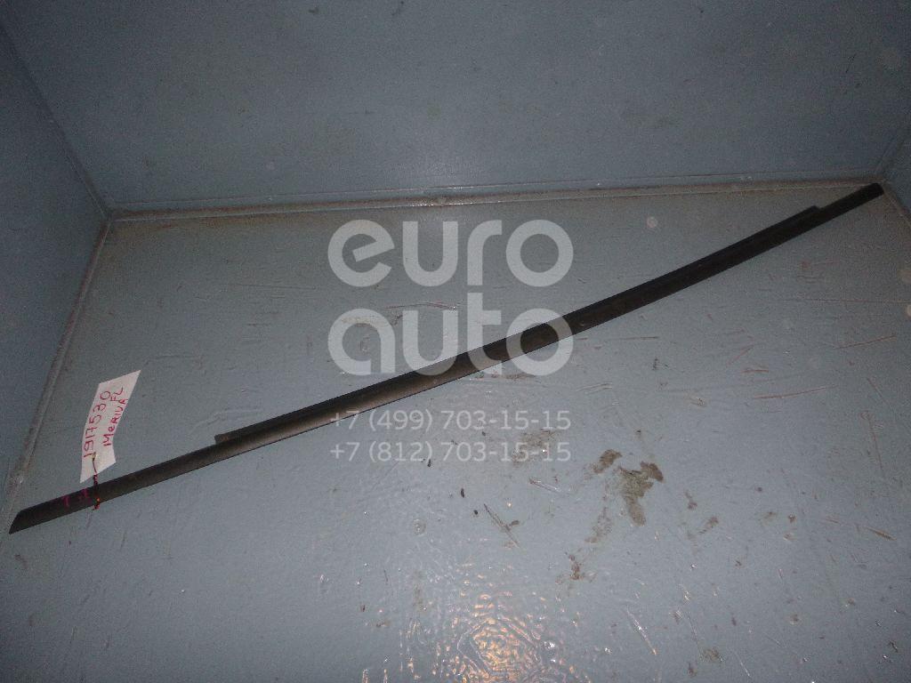Купить Накладка стекла переднего левого Opel Meriva 2003-2010; (0154185)
