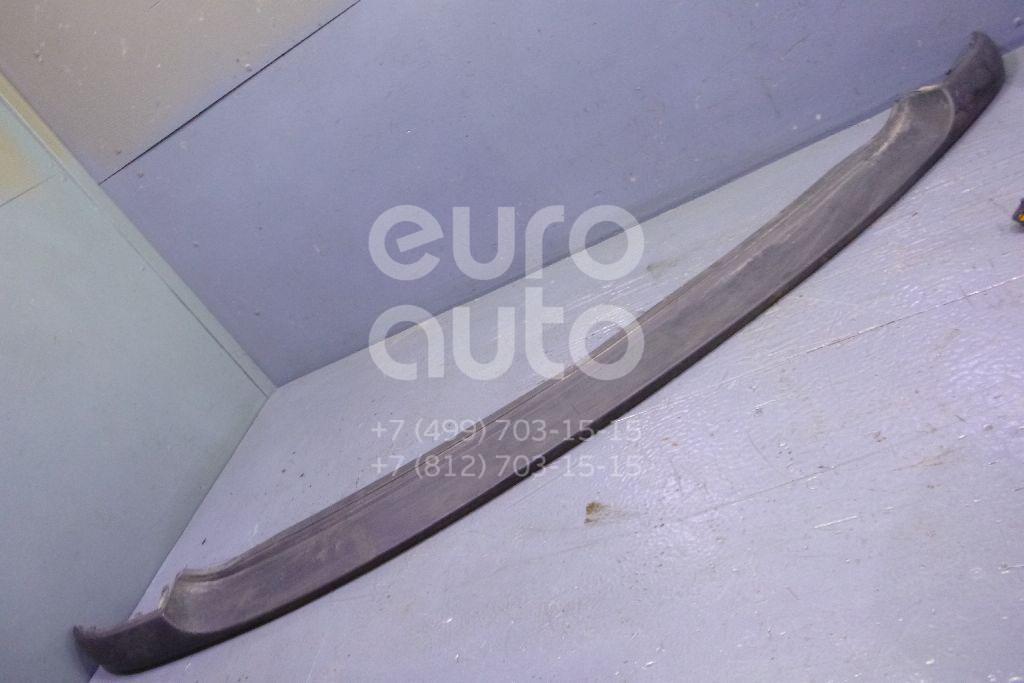 Купить Накладка заднего бампера Mitsubishi Colt (Z3) 2003-2012; (MN105269XA)
