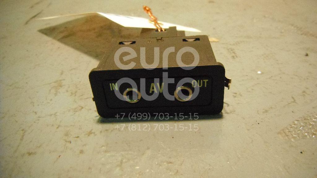 Купить Разъем BMW 7-серия E38 1994-2001; (61318368346)