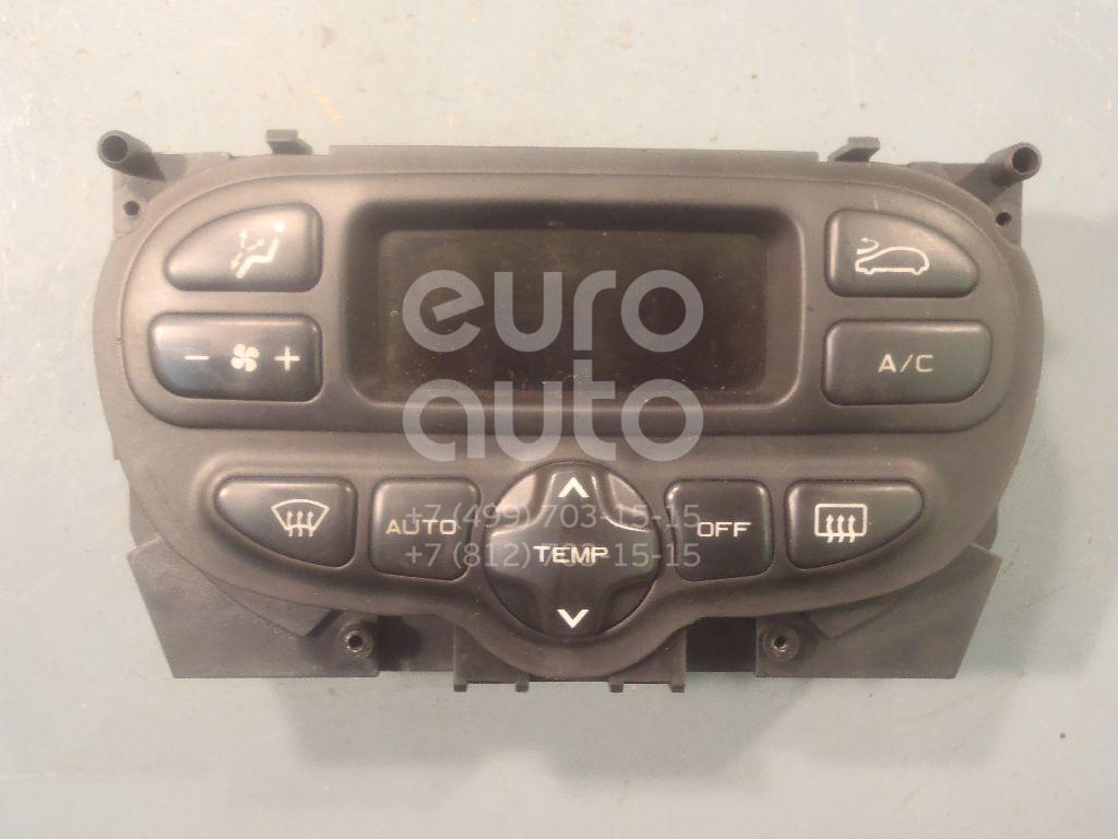 Блок управления климатической установкой Peugeot 206 1998-2012; (6451ZJ)  - купить со скидкой