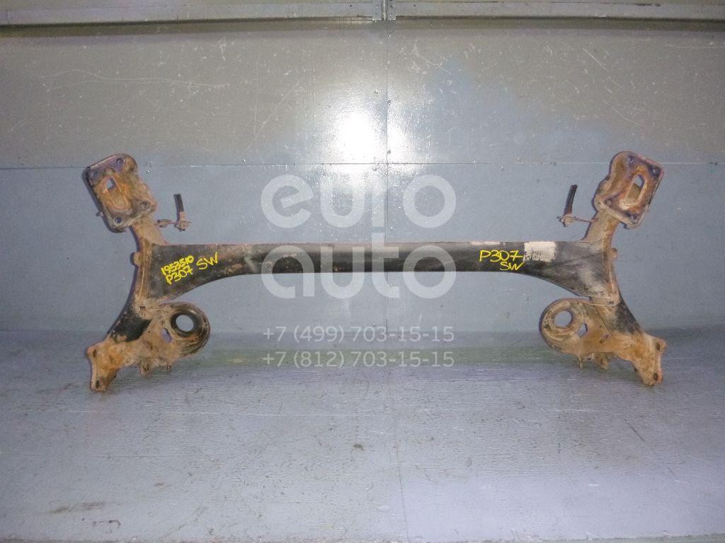 Купить Балка задняя Peugeot 307 2001-2008; (5148S1)