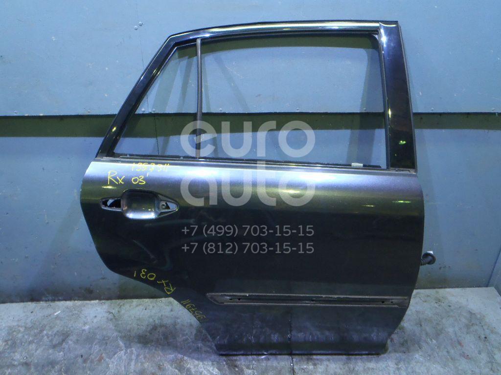 Купить Дверь задняя правая Lexus RX 300/330/350/400h 2003-2009; (6700348080)