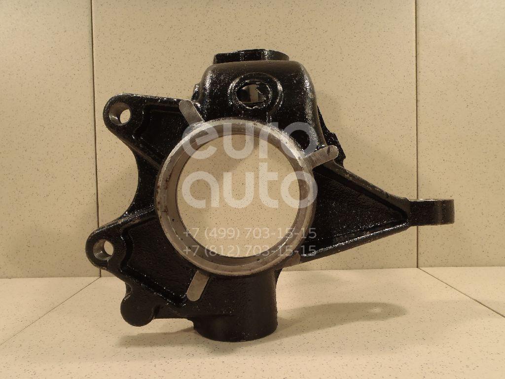 Купить Кулак поворотный передний левый Peugeot 406 1999-2004; (P1525)