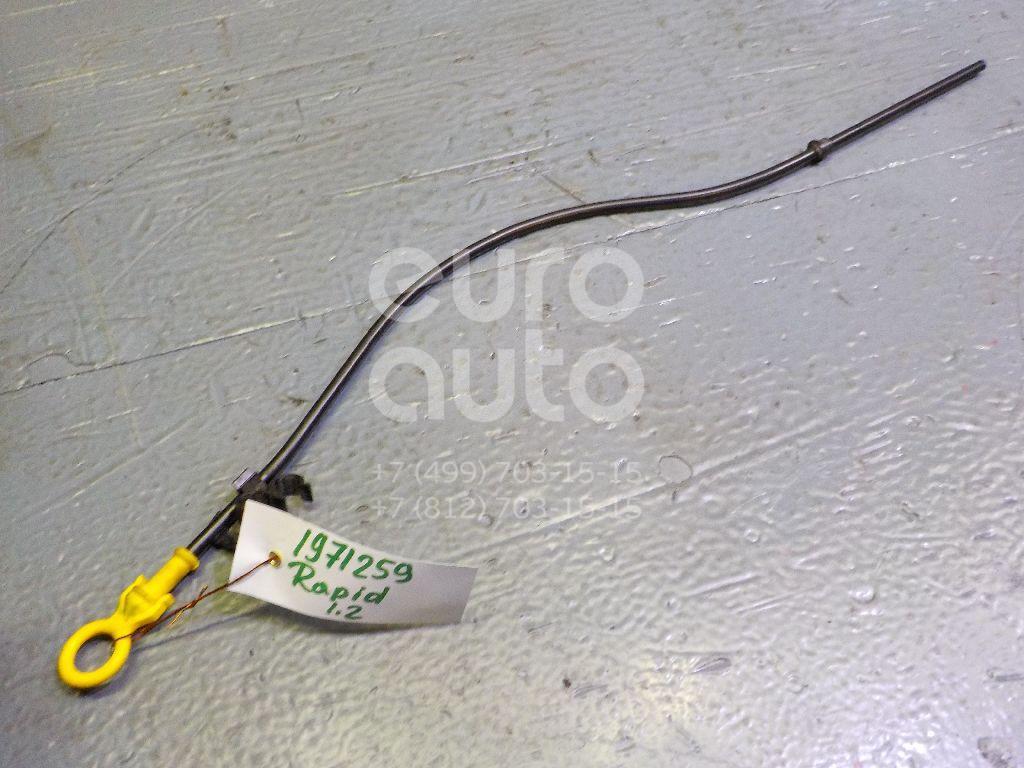 Купить Щуп масляный Skoda Rapid 2013-; (03E115611D)