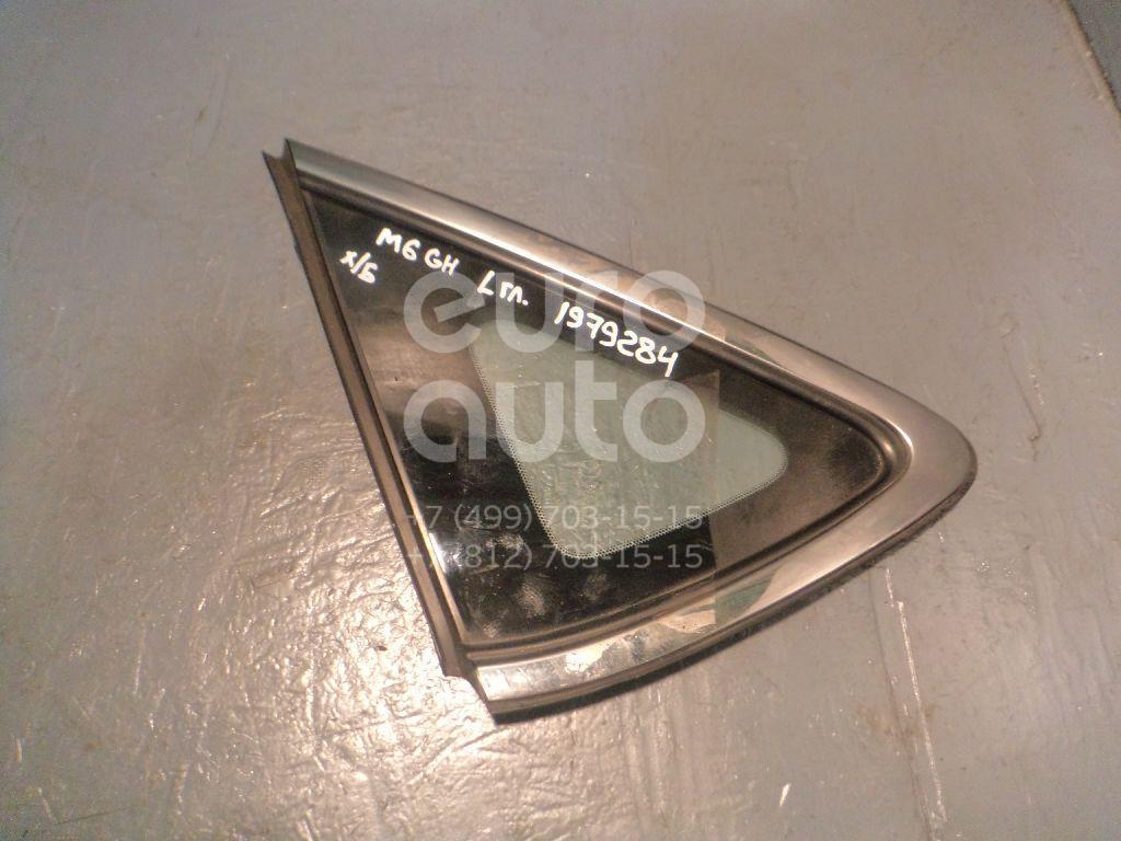 Купить Стекло кузовное глухое левое Mazda Mazda 6 (GH) 2007-2012; (GS1M63950A9D)