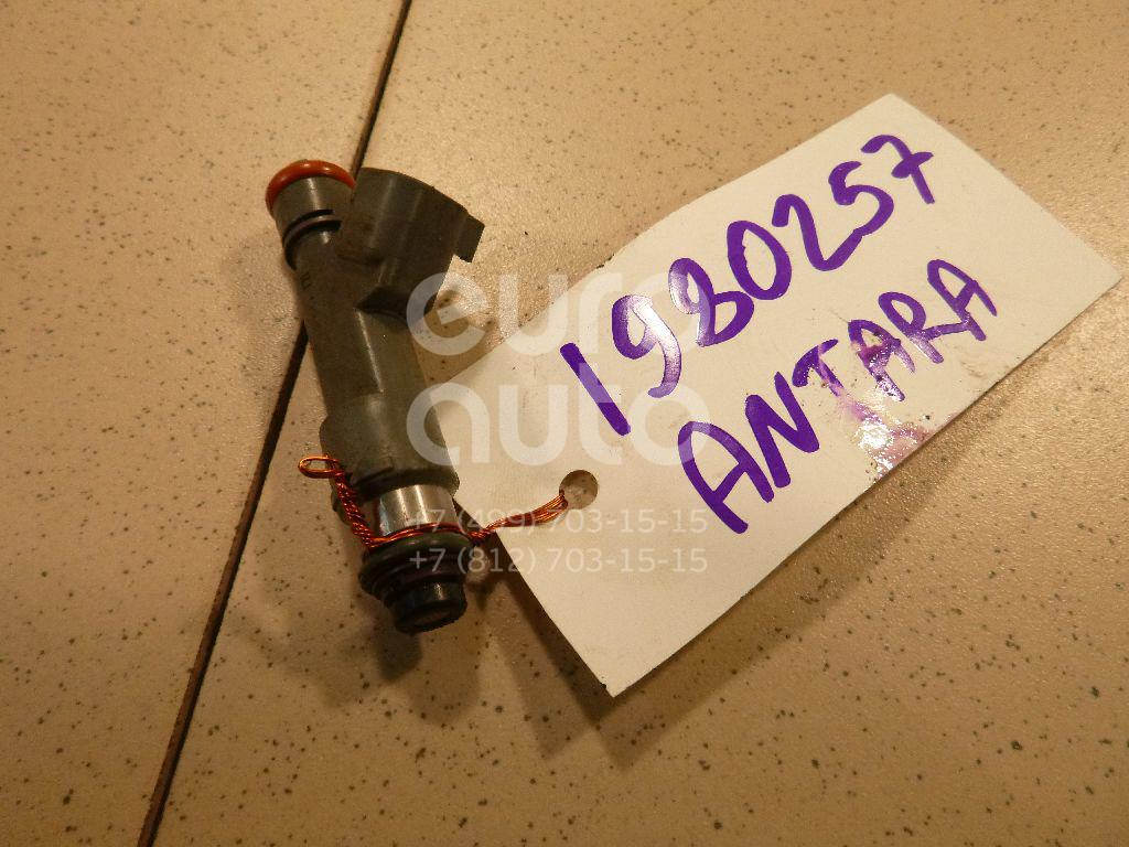 Купить Форсунка инжекторная электрическая Opel Antara 2007-2015; (12613163)
