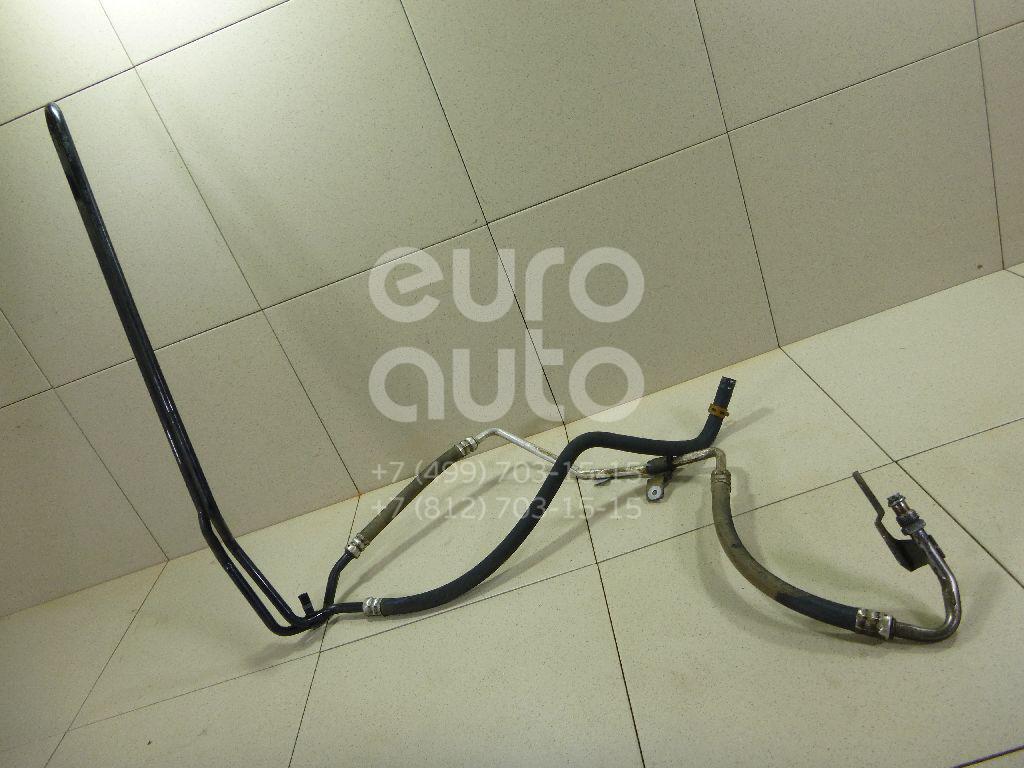 Купить Радиатор гидроусилителя Nissan Terrano III (D10) 2014-; (4972101Q2H)