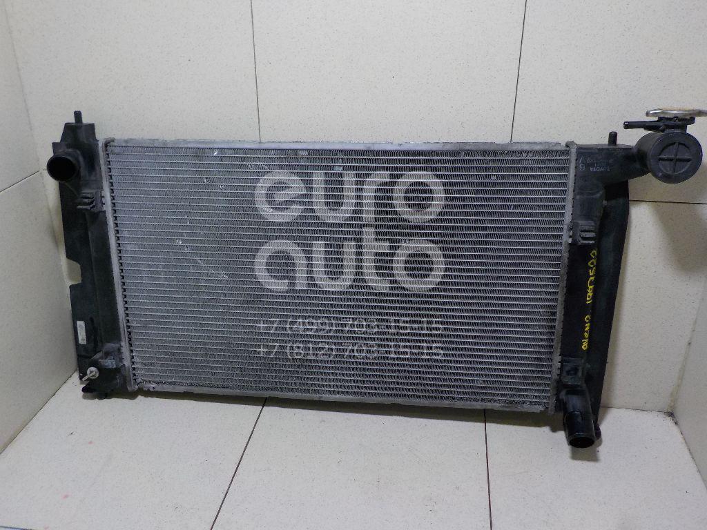 Купить Радиатор основной Toyota Avensis II 2003-2008; (164000D210)