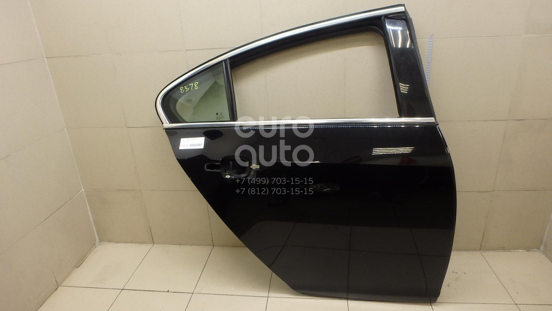 Купить Дверь задняя правая Opel Insignia 2008-2017; (13469927)