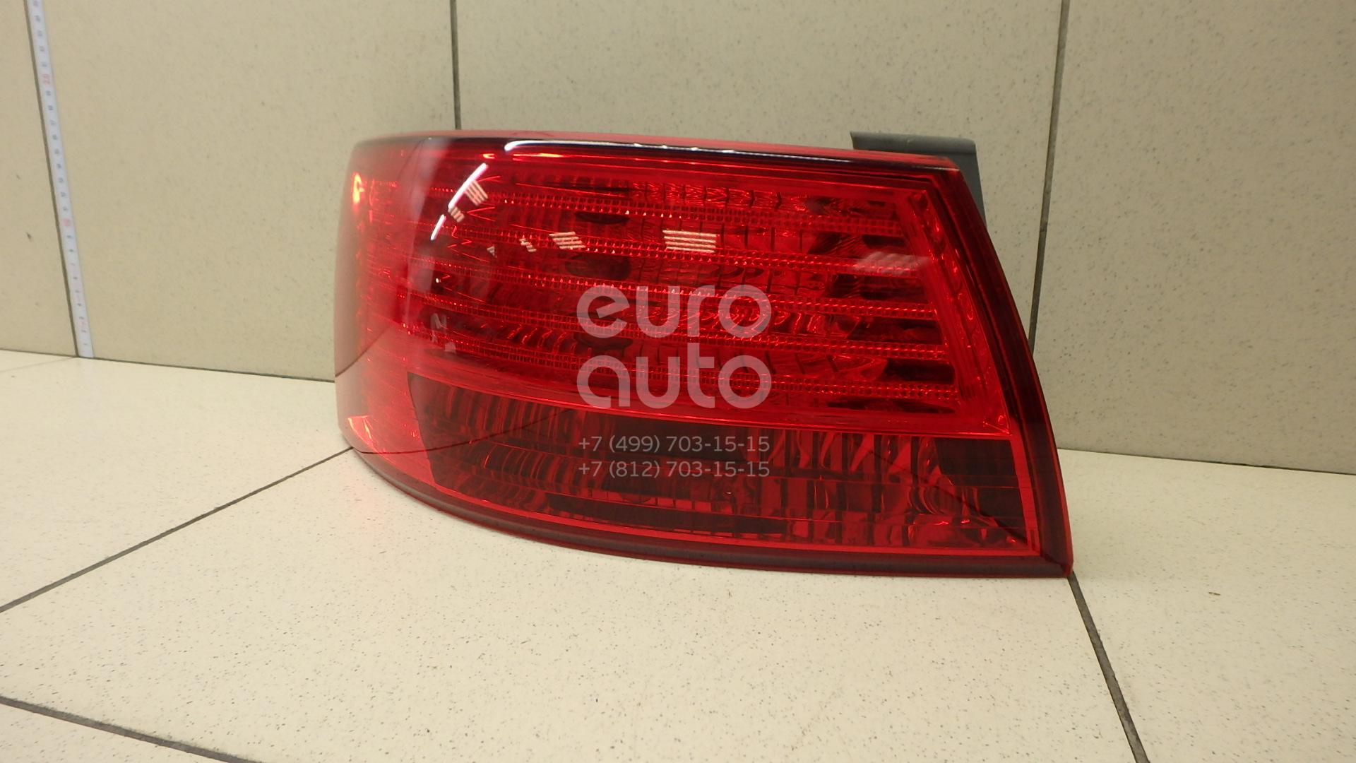 Фонарь задний наружный левый Hyundai Sonata V (NF) 2005-2010; (924010A500)