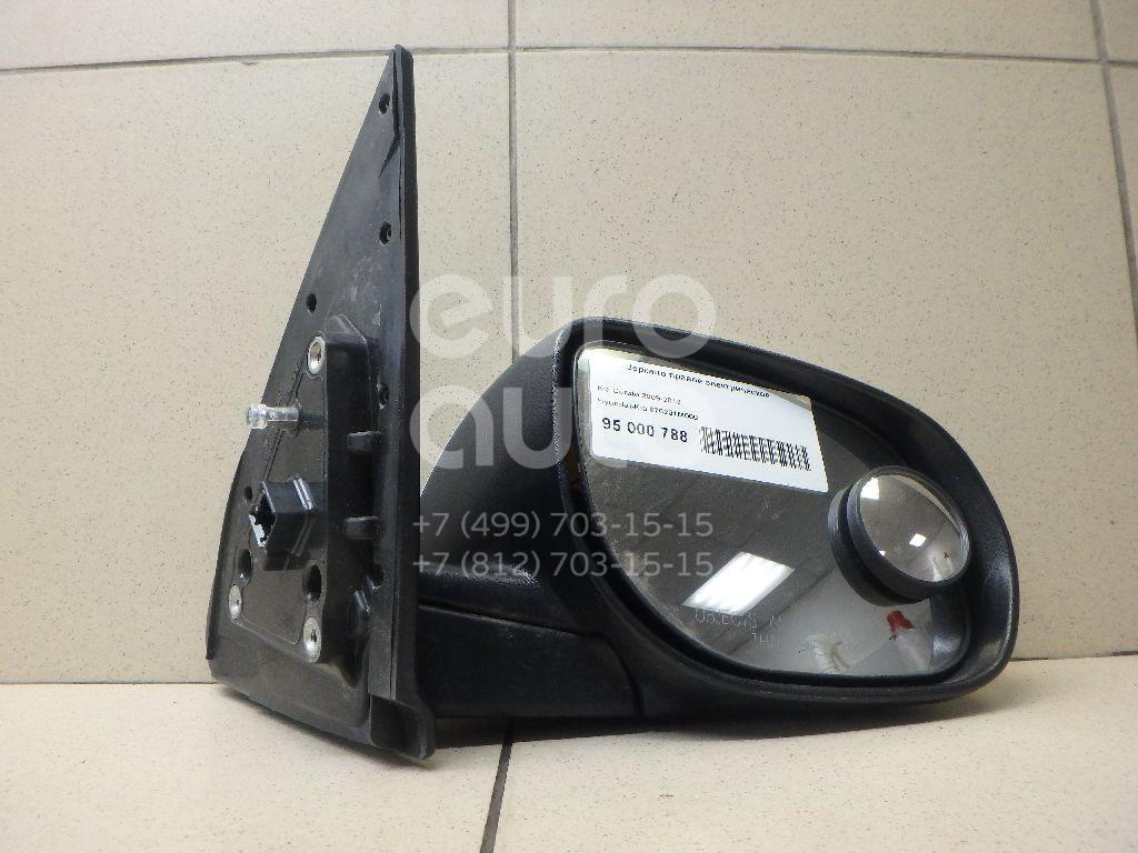 Купить Зеркало правое электрическое Kia Cerato 2009-2013; (876201M000)