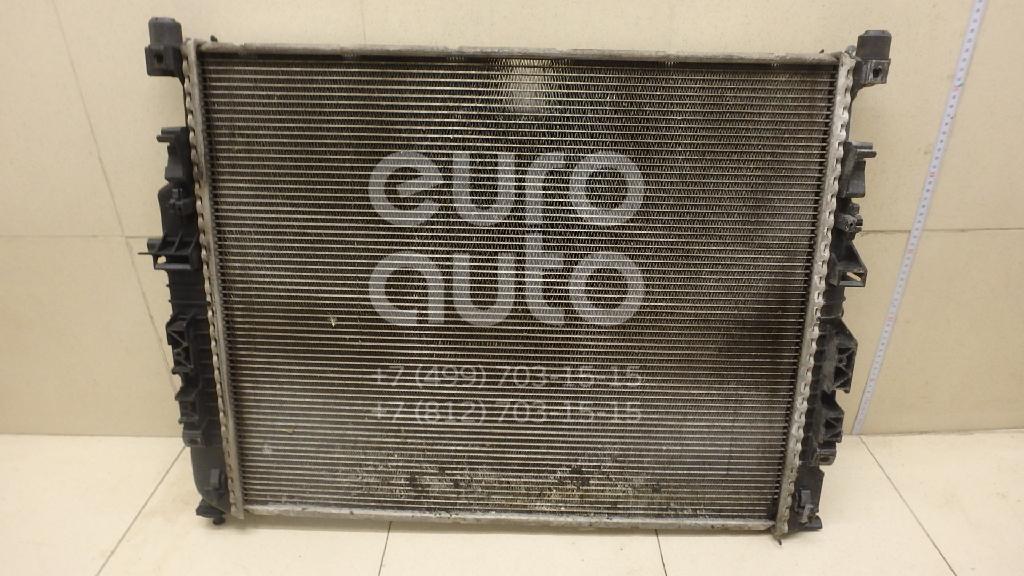 Купить Радиатор основной Mercedes Benz W164 M-Klasse (ML) 2005-2011; (2515000603)