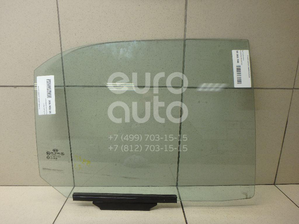 Купить Стекло двери задней правой Kia Picanto 2011-; (834201Y010)