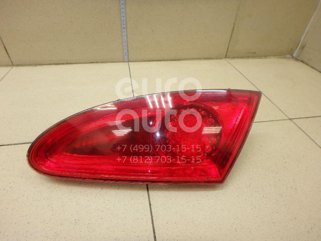 Купить Фонарь задний внутренний правый Seat Leon (1P1) 2005-2013; (1P0945108E)