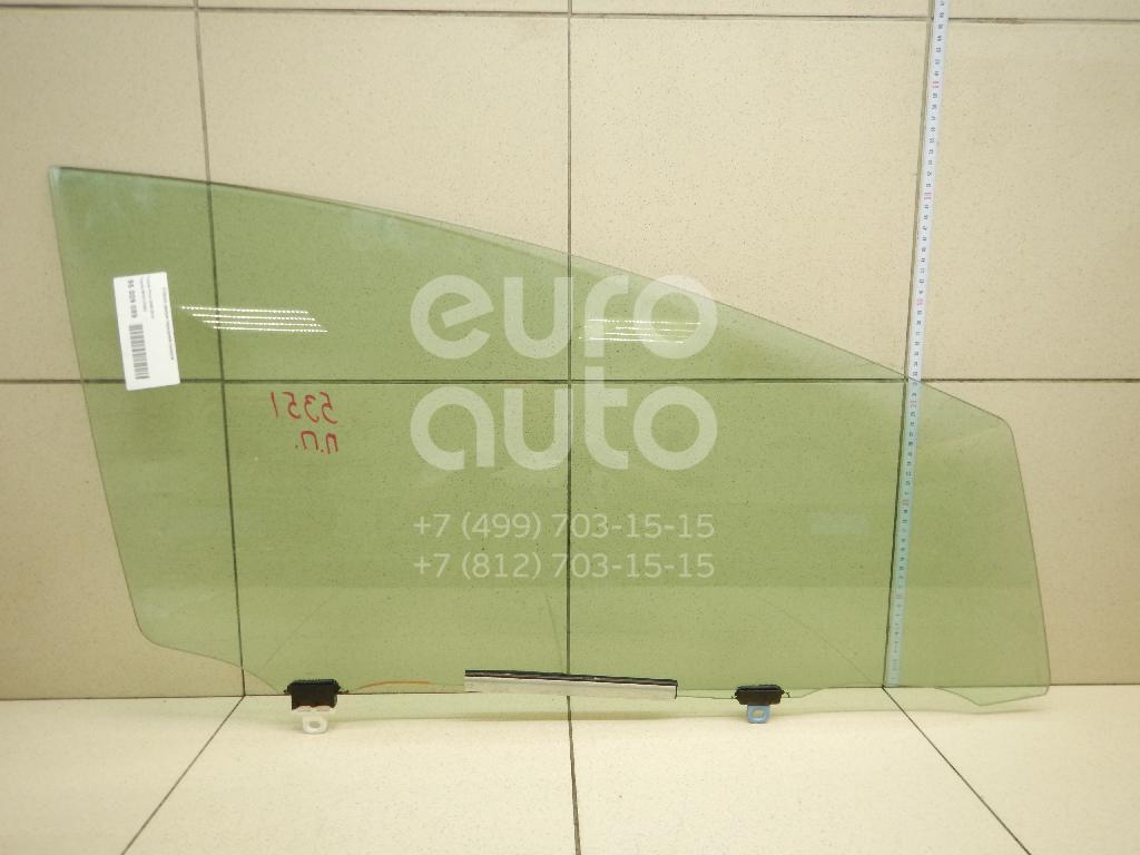 Купить Стекло двери передней правой Toyota Prius 2009-2015; (6810147082)